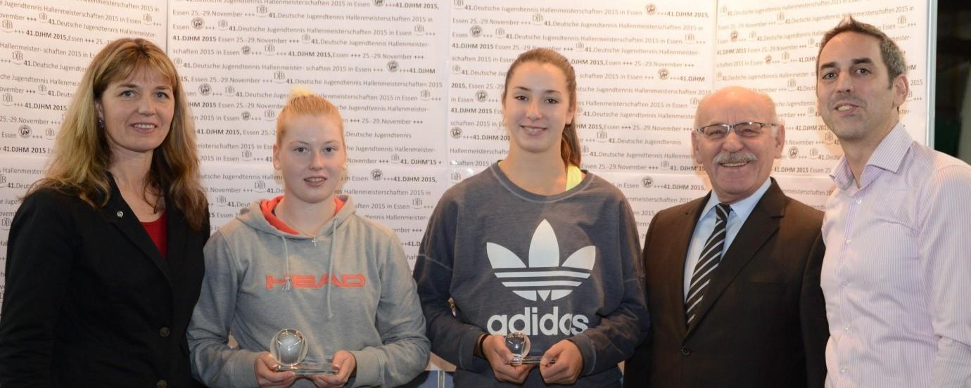Deutsche Tennis Jugendhallenmeisterschaft 2015